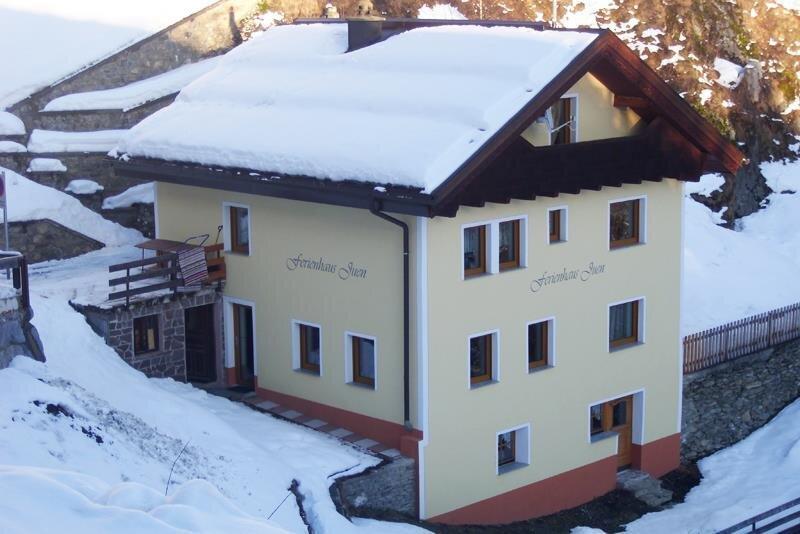 Juen Ferienhaus in Kappl