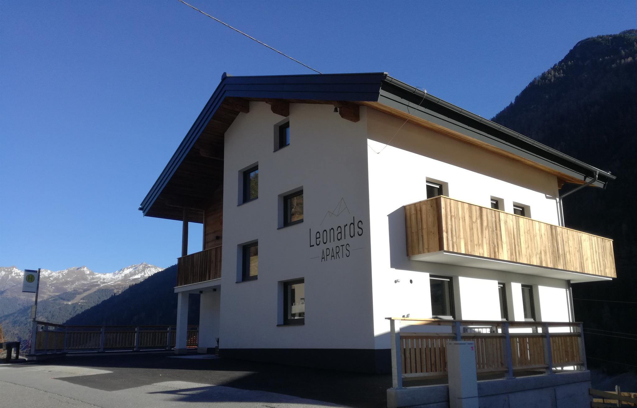 Leonards Aparts Ferienwohnung Appartement In Kappl Kapplcom